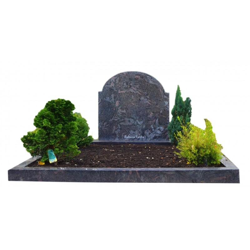 Doppelgrabstein 1008 Modell
