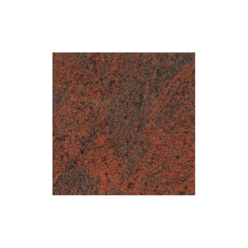 Multicolour Red Granite India